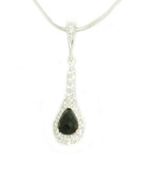 Ezüst-medál-csepp-alakú-fekete-kővel-198x300