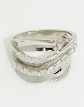 ezüst wow gyűrű