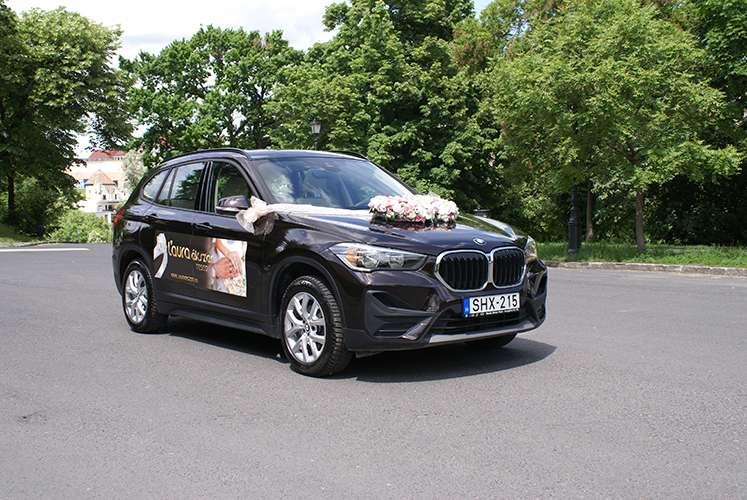 BMW X5 nyeremény autó sofőrrel