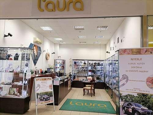 Sárvár Laura ékszer üzlet